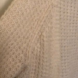 Mossimo Supply Co. Sweaters - Waffle knit sweater